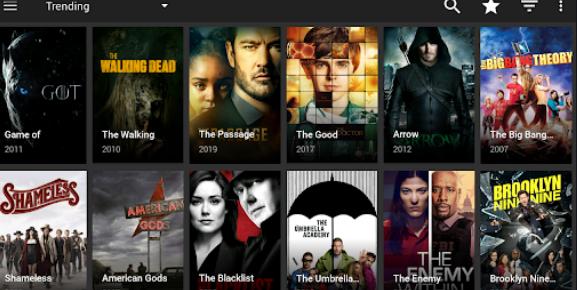 Titanium TV App on Nvidia Shield TV